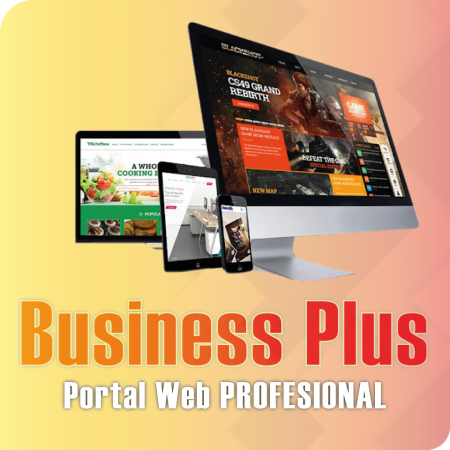 Portal Web Business Plus